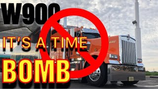 KENWORTH -  2019 KENWORTH W900 CAN KILL YOU - MUST WATCH VIDEO