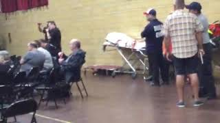JLC Films and the state athletic commission part 3 fin EMT heat