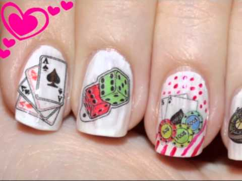 - Nail Design - Las Vegas Nails. Nail Art. - YouTube