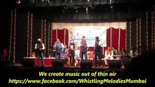 Whistling Medley of songs based on Raag Yaman