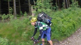 Rennsteig MTB/Camping-Tour (3Tage, 180km und eine Menge Spaß)