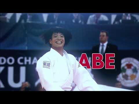 #JudoWorlds Dream Match - Abe Uta v Majlinda Kelmendi