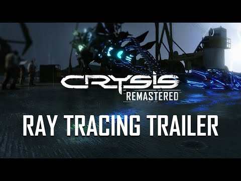 Crysis Remastered - brings Ray Tracing for the FIRST time to current-gen consoles!