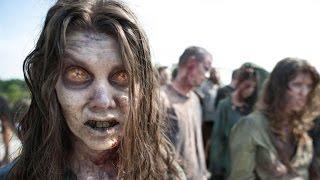 как сделать себя зомби