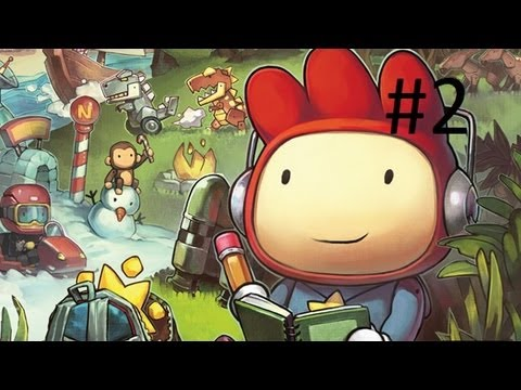 Scribblenauts Unlimited Let's Play: Interrupted :/ |