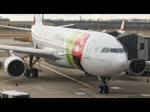 TRIPREPORT | TAP Air Portugal | A330-202 | Vienna - Lisbon