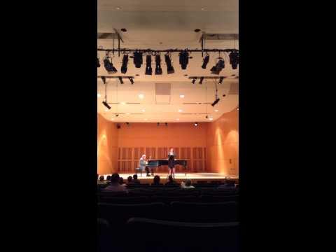 Cygan-Davy-Rohrer Recital Part One