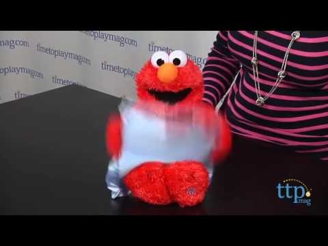 Peek A Boo Elmo From Gund Youtube