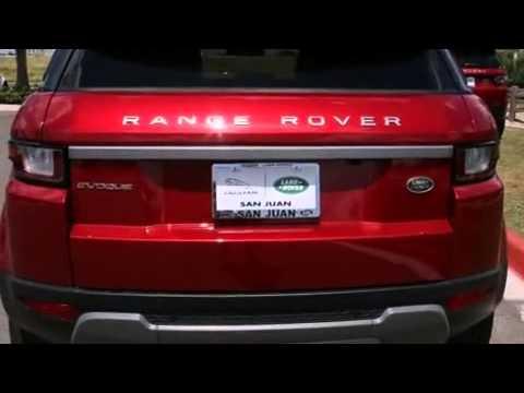 Range Rover San Juan >> 2016 Land Rover Range Rover Evoque Se In San Juan Tx 78589