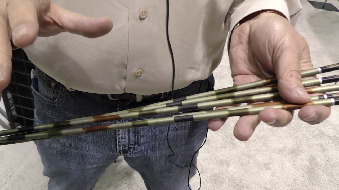Easton Releases Throwback Camo FMJ Hunting Arrows