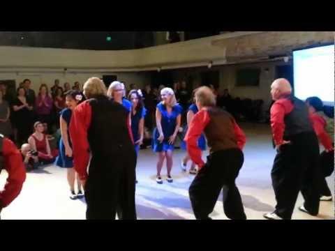 SSCPT - Charleston routine - Savoy Swing Club 20th Year Anniversary Gala