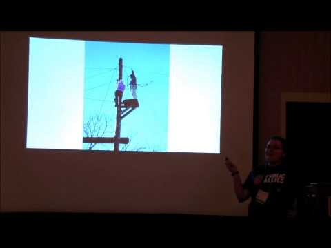 Melody's Presentation of Learning: Courageous Action in the Face of Fear (HD)