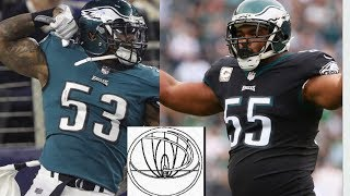 Eagles Must PAY Nigel Bradham And Brandon Graham!!  I'm Really A Time Traveler!!!