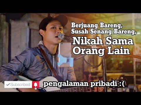 DIHIANATI MANTAN, Pengamen Ini Bikin Lagu HADIAH TERINDAH Untuknya Membuat Menyesal Minta Balikan