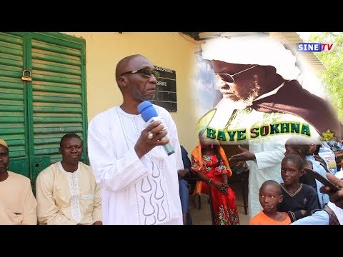 Urgent:Miracle-Apparition de cheikh baye Sokhna dans une école à Fatick /Ndouk