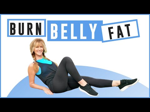 5 Minute AB HIIT Workout For Women Over 50 | Reduce Belly Fat Fast!из YouTube · Длительность: 5 мин58 с