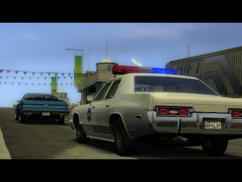 Driver San Francisco- Dodge Monaco Cop Chase (MOD FOR PC)