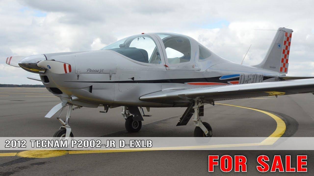Tecnam P2002-JR D-EXLB | Single-engine aircraft | Plane4You Aircraft