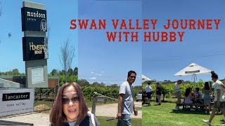 Swan Valley Journey With Hubby // Couple Travel Experience