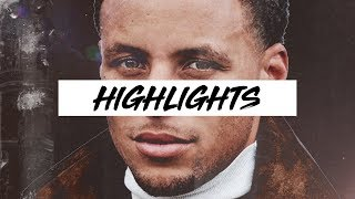 Stephen Curry Best Highlights 17-18 Season   Clip Session