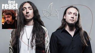 First React | Alcest | Blackgaze