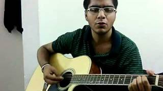 Lost inside your love-Enrique iglesias guitar cover