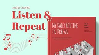 Listen & Repeat to Have More Confidence in Korean (Sample Lesson)