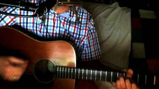 Reflections Of My Life Marmalade Acoustic Cover w/ Takamine EN-10 & Bluesharp