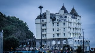 STAYING AT HAUNTED HOTEL