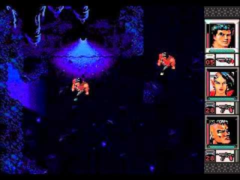 Shadowrun (Русский перевод от шедевра) Sega Genesis