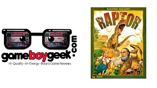 Raptor Review with the Game Boy Geek