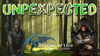 UNEXPECTED   Throne of Lies Gameplay   The Hunter
