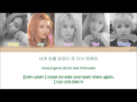Red Velvet (레드벨벳) - Automatic (Color Coded Han|Rom|Eng Lyrics)