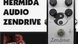 Hermida Audio Zendrive Demo - DBTV