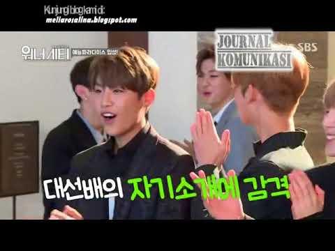 Wanna One City (Bahasa Subtitle) Part 1/4