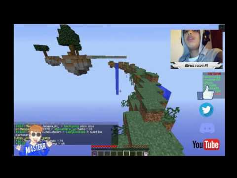 Let's play with Bhanos12!!   did we troll a hacker?!   Minecraft TN language