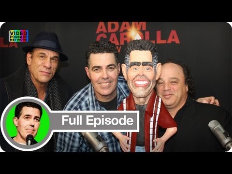 Guests Robert Davi and David Wild | The Adam Carolla Show | Video Podcast Network