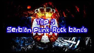 TOP 5   Serbian Punk-Rock Bands