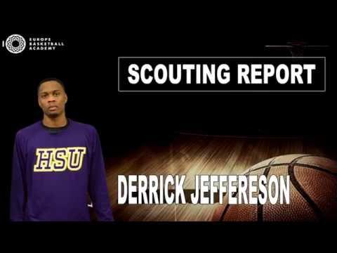 Derrick Jefferson | Europe Basketball Academy