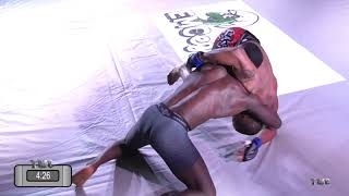 TWC Nov 16 19 Fight 7 Darius Hardrick Vs Mike Addo
