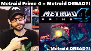 Is Metroid Prime 4 actually Metroid DREAD?!? (THEORY) | Ro2R