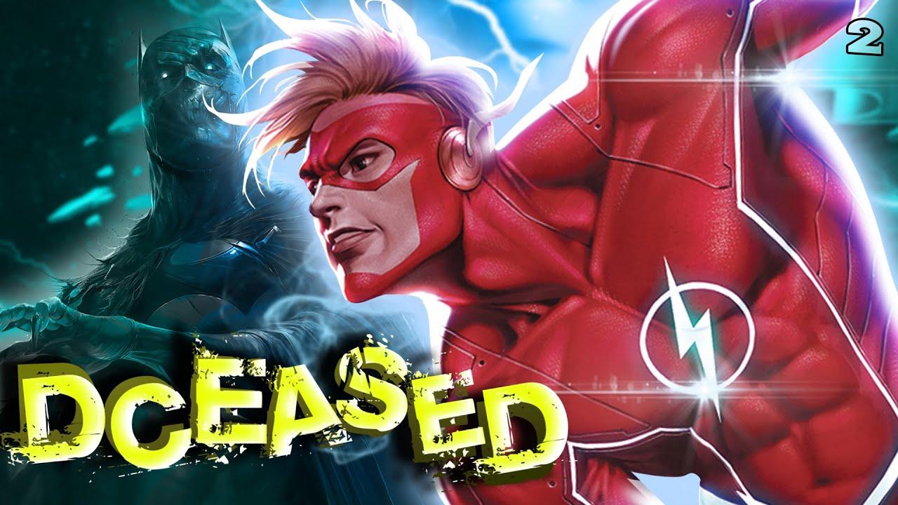 DCeased: Флэш и новый Бэтмен / DC Comics