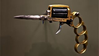 Die 10 Gefährlichsten Nahkampfwaffen!