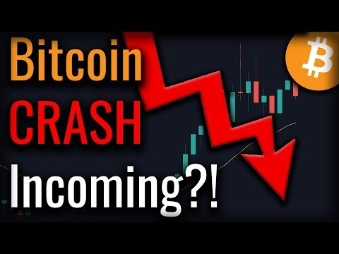 Bitcoin On The Cusp Of Crash! - How Far Will We DROP?!