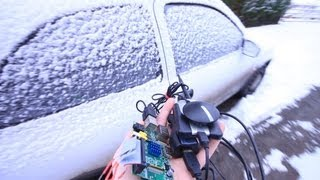 Wardriving with the Raspberry Pi, PwnPi, GPS and Kismet