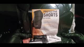 Amazon Prime Unboxing: Bodyprox Protective Padded Shorts 3D Protection
