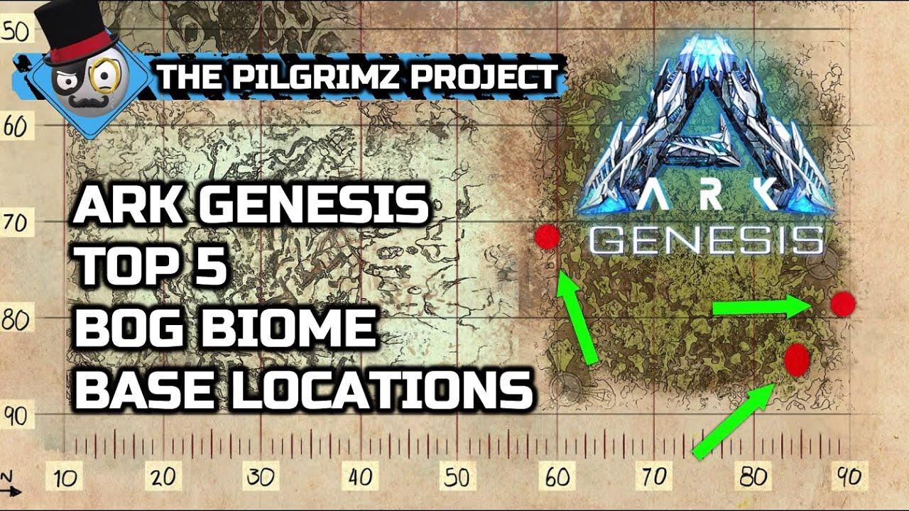 Ark Genesis Ocean Platform Base How To Build Tutorial No Mods Youtube