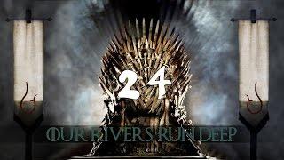 Sieging Kings Landing - Game Of Thrones CK2 Multiplayer Gameplay #24