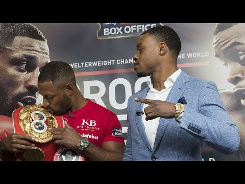 Toe 2 Toe: Johnny Nelson joins Andy Scott to discuss Brook v Spence Jr plus much more.