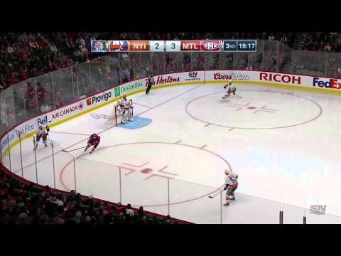 New York Islanders vs. Montreal Canadiens 17.01.2015